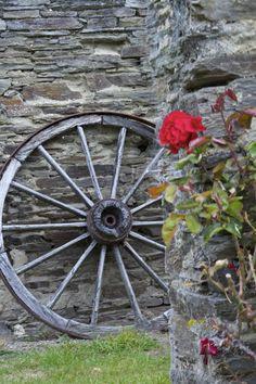 Wagon Wheel Taken at Stoneridge Estate, Lake Hayes near Queenstown. Central Otago, Wagon Wheel, Explore, Country, Image, Rural Area, Country Music, Exploring