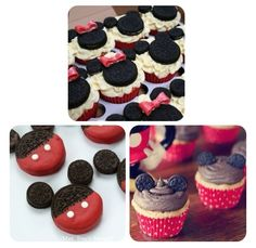 Mickey Mouse + Food = amazing