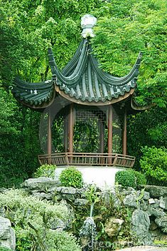 ancient chinese architecture by Subhash Pathrakkada Balan, via Dreamstime