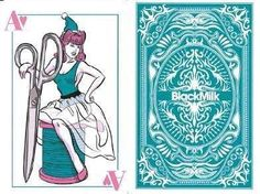 Wrapped Ace Playing Card (5)