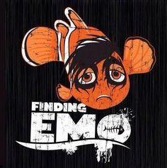 """Finding Emo"" | 15 Hilarious Photoshop Responses To Twitter's #1LetterWrongMovie"