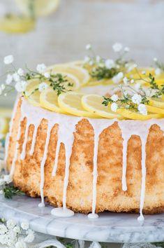 Lemon Angel Food Cake                                                                                                                                                                                 More