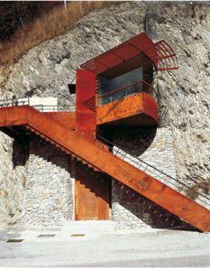Information Point /Herault Arnod Architectes/Chambon, France?