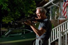 it doesn't matter how old he gets, clint eastwood and a gun is always gonna be sexy.