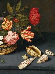 Johannes Bosschaert  Still Life  17th century