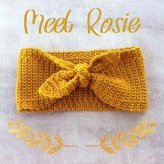 Image of Rosie Ear-warmer