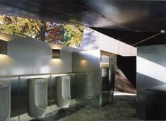 Bourke Street Toilets In Woolloomooloo, By Chris Elliott ... Offentliche Toilette Park Landschaft