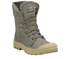 Functional Hiking Shoes Palladium Boots
