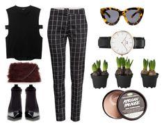 """Street Style #15"" by eirini-kastrou ❤ liked on Polyvore"