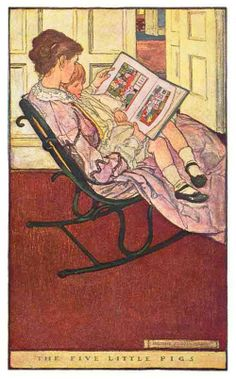 Elizabeth Shippen Green (EUA 1871-1954)
