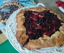 Italian Berry Crostata adapted from Feast Summer Entertaining Series part 1