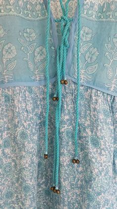 Retrouvez cet article dans ma boutique Etsy https://www.etsy.com/fr/listing/532314653/robe-longue-turquoise-voile-de-coton
