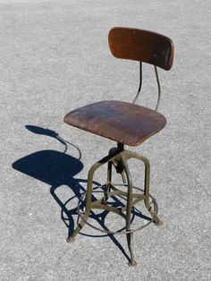 in Antiques, Furniture, Chairs Adjustable Bar Stools, Swivel Bar Stools, Drafting Chair, Furniture Chairs, Industrial, Antiques, Vintage, Home Decor, Antiquities