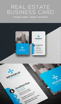 Real estate business cards httpflyercoblogreal estate realtor business cards real estate business cards creative business cards real estate marketing selling real estate real estate tips double sided reheart Choice Image
