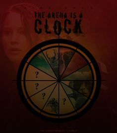 tick tock, the arena is a clock
