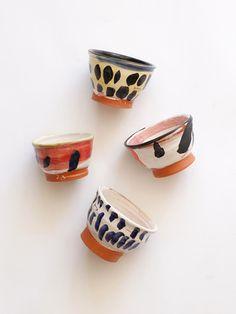 Ginny Sims Ceramic Bowls