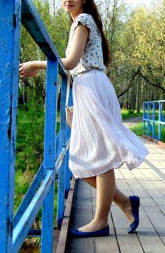 Nude&blue