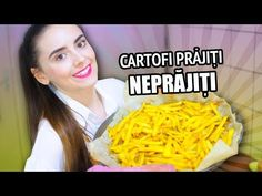"CARTOFI ""PRĂJIȚI"" NEPRĂJIȚI! Trebuie neapărat să îi încerci! - YouTube Healthy Life, Good Food, Food And Drink, Cooking, Recipes, Youtube, Kitchen, Mariana, Diet"