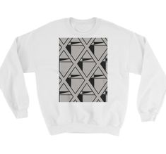 Buy unique print-on-demand products from independent artists worldwide or sell your own designs at the drop of an image! Online Printing, Graphic Sweatshirt, Sweatshirts, Sweaters, How To Make, Stuff To Buy, Fashion, Moda, Fashion Styles