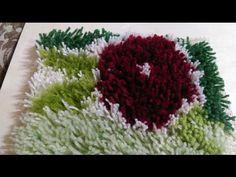 Recycled Bath Towel Rug - Throwback Thursday - HGTV Handmade - YouTube