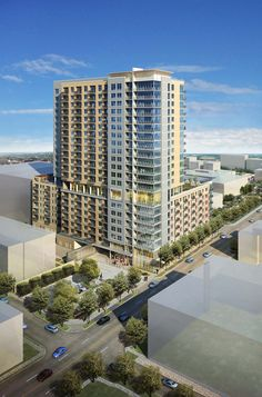 GID Kick-Starts Houston Regent Square Project with Luxury Apartment Tower