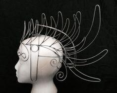 Samba Headdress Wire Frame Design Headband Only door geckomeister