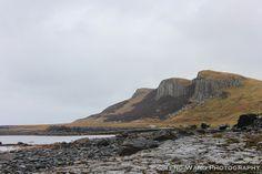 The Kilt Rock, Isle of Skye, Scotland.