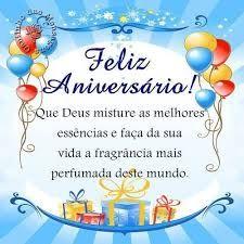 Resultado de imagem para feliz aniversario en portugues