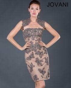 Jovani Short Dress 5341