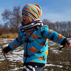 Spunkynelda: Nosh | Naturkinder brauchen natürliche Stoffe