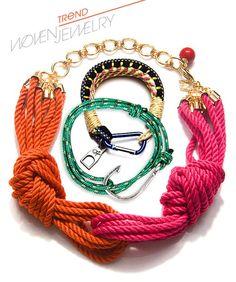 Mixed media jewellery  waterfireviews.com