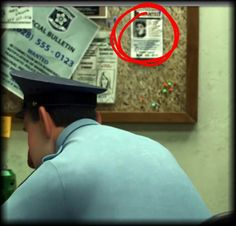 """GUYS GUYS GUYSSSS!!! this is super important!!! In the official trailer for 'Big Hero 6', there's a Hans wanted poster on the bulletin board!!! Looks like Hans to me← 8 ("