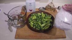 Mouse Melon & Achocha Fermented Pickle & Garden update