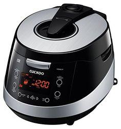 Cuckoo CRPHS0657F 6 Cup Pressure Rice Cooker 110V Black *** Visit the image link more details. (Amazon affiliate link)