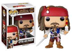 Pirates of The Caribbean - Jack Sparrow Pop! Vinyl Figure