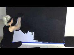 Convierte cualquier pared en un pizarrón enorme! | Superholly - YouTube