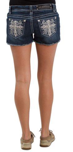 LA idol jeans looks just like miss me shorts but cheaper