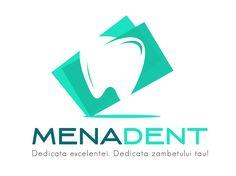 Proiect finalizat: Logo - Clinica Dentară  Menadent 😉 | Constanta, Romania  Advertiser, UI & UX Designer Roxana Ionel 💻  office@expoanunturi.ro | 0734403752  Portofoliu: www.expoanunturi.ro/portofoliu Web Design, Company Logo, Website, Logos, Design Web, Logo, Website Designs, Site Design