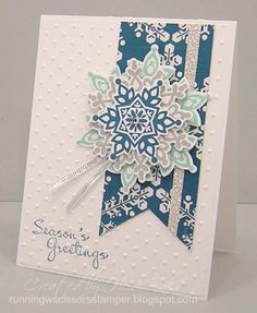The Stamp Review Crew: Festive Flurry Edition by hlw966 - Cards and Paper Crafts at Splitcoaststampers