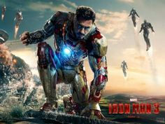 Iron Man 3, com Robert Downey Jr. Os 10 atores mais bem pagos de Hollywood, segundo a Forbes