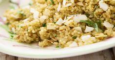 quinua almond salad for diabetes