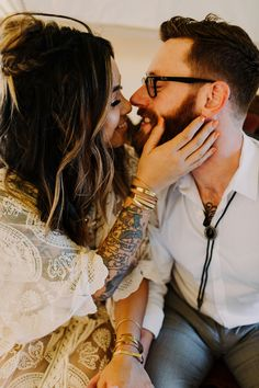 Some bohemian sweetness coming your way | Image by Let's Frolic Together