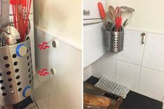 18 ways to organise your kitchen