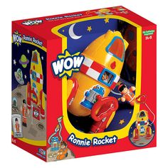 BuyWOW Toys Ronnie Rocket Online at johnlewis.com