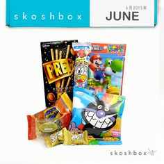 Monthly subscription service for Japanese candy