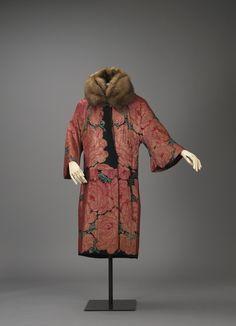 Coat 1924 Nasjonalmuseet for Kunst, Arketektur, og Design