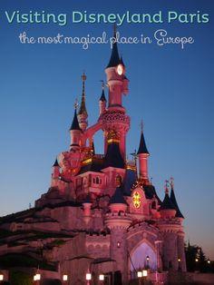 Disneyland Paris: Tips for European Travel with KidsThe Shopping Mama Viaje A Disneyland Paris, Disneyland Trip, Disney Vacations, Dream Vacations, Vacation Spots, Vacation Style, Summer Travel, Travel With Kids, Family Travel