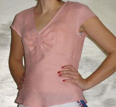 Camicie : Camicia rosa