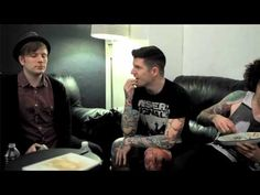 Fall Out Boy - BA(n)D LIP READING...Patrick wants to kill everyone and this is more than I have ever heard Andy speak before in my whole time of fangirling after FOB....