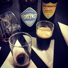 Dublin Porter & West Indies #guinness #new #stout in St James Gate #thebrewersproject #stjamesgate #guinness #dublin #ireland #new #stout #beer #live #love #life #lifestyleblogger #foodblogger #irishblogger BLOG COMING SOON